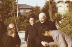 Fr. Arrupe's return to HIroshima, circa 1970