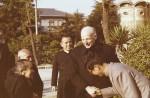 Fr. Arrupe's return to HIroshima, circa 1970