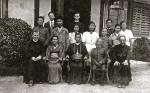 The Hasegawa Family Baptism, June 23, 1946