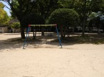 Oshiba park -  where they spent the first days.