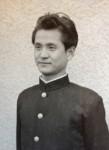 Tadashi in his high school uniform