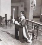 Tadashi's ordination, March 18, 1965