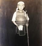 Tadashi in his kendo gear