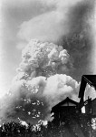 View of the blast taken by Yoshito Matsushige